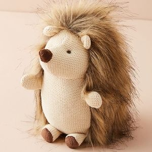 NWT Anthropologie Henry the Plush Hedgehog